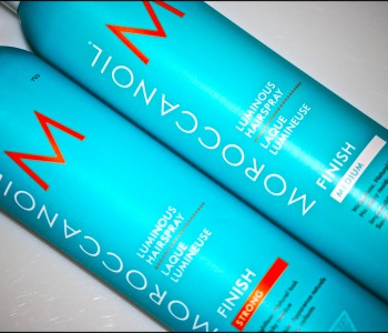 Hair spray moroccanoil geneve